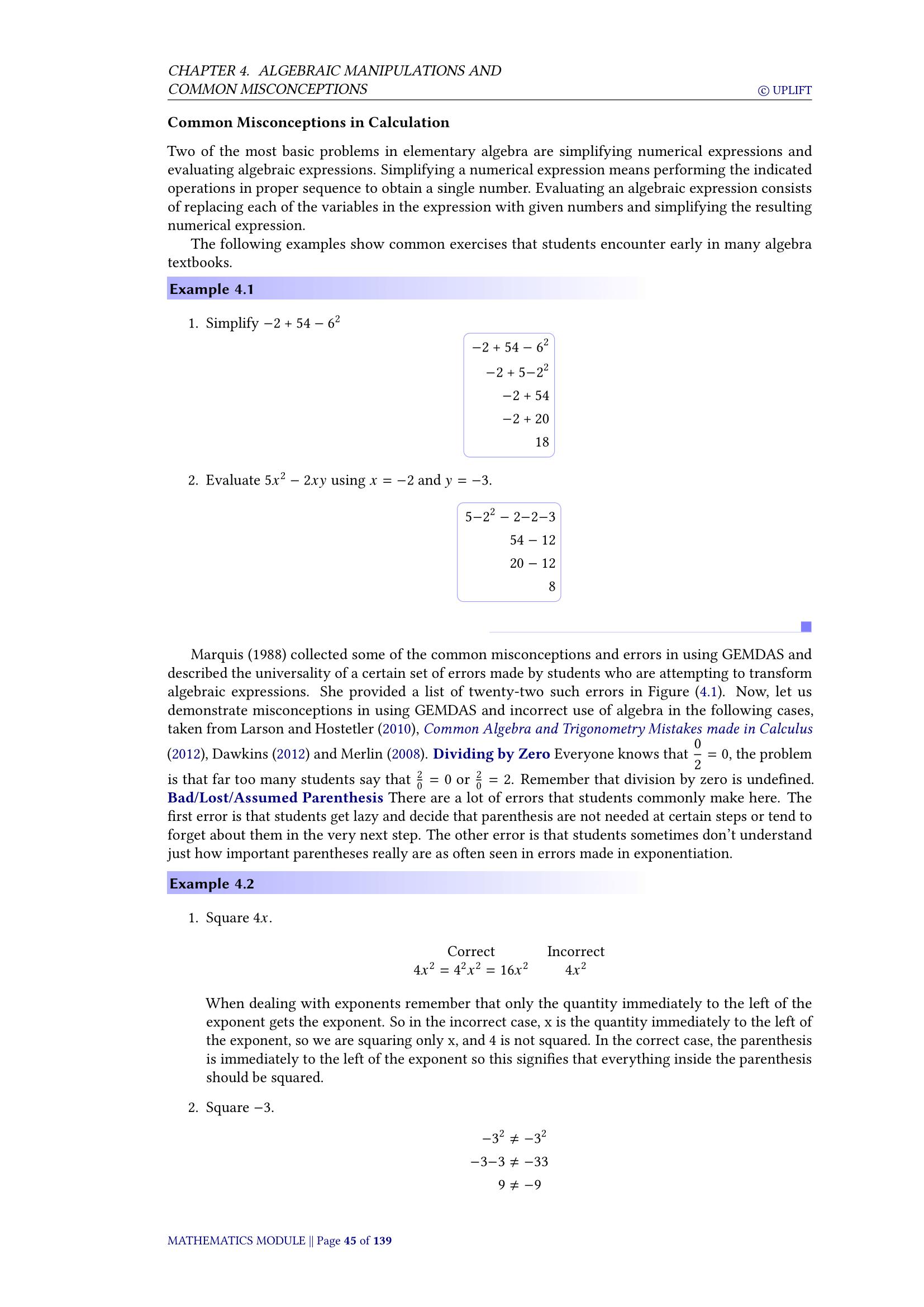 LaTeX 排版英文的数学教案 - 缺少图片,其余可以编译