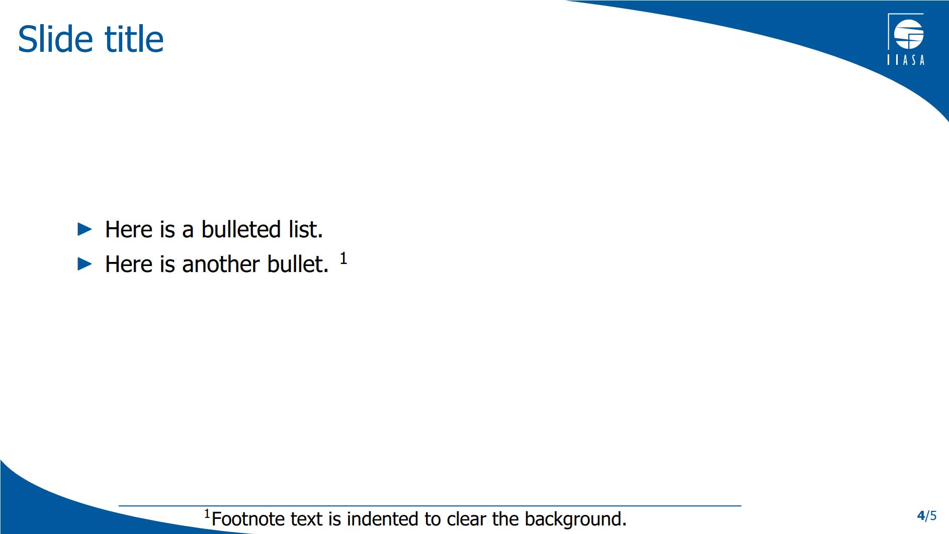 应用系统分析研究所的 beamer 主题