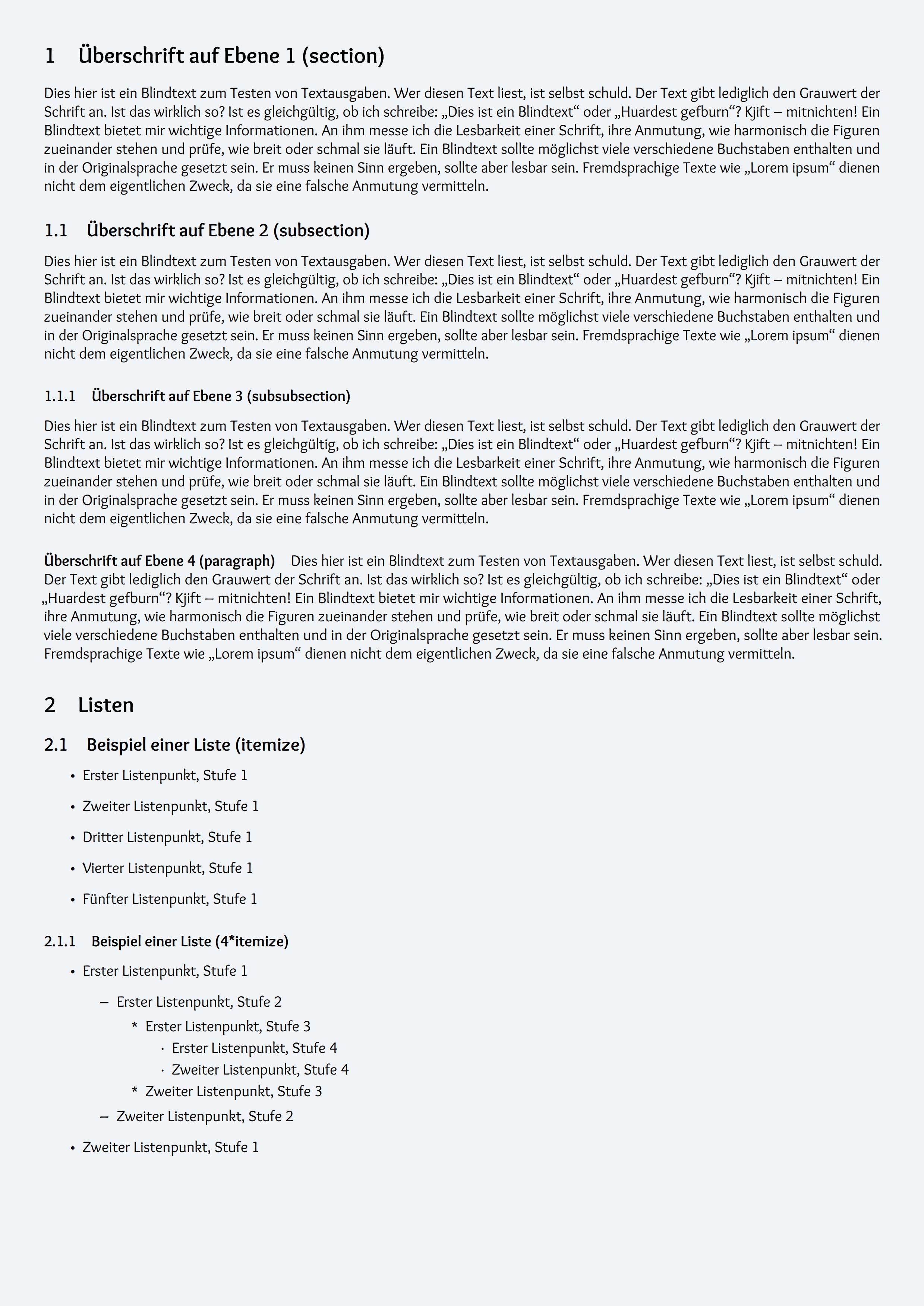 LaTeX 制作的简历工作申请文书