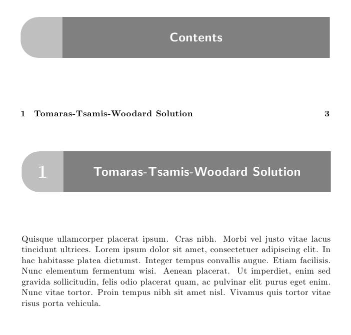 TikZ 定制剑桥大学书籍模板的章节样式