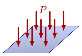 TikZ 绘制流体动力学压力变化