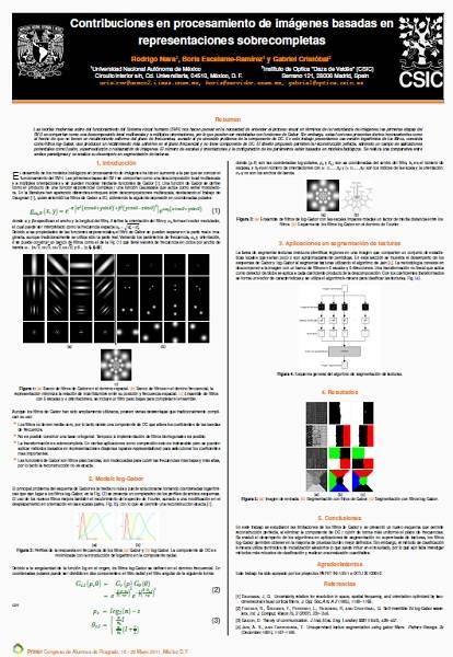 一个文章式latex学术海报模板 - latex科技排版工作室