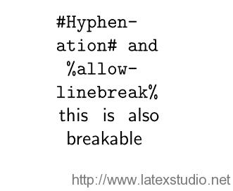 verb-linebreak